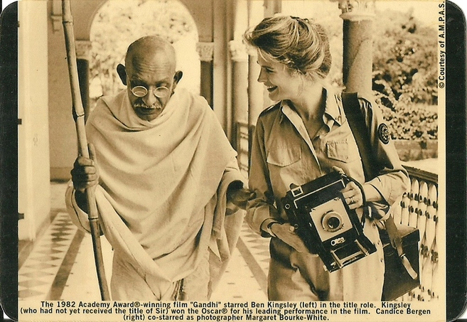 watch gandhi movie